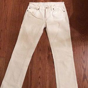 White Denim & Supply Ralph Lauren Jeans